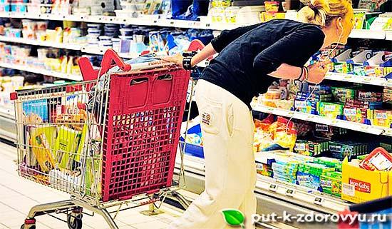 Не покупайте продукты в запас. Похудей без диет.