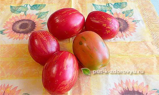 Помидоры. Вред и польза томата-1
