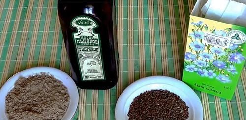 Что лучше молотое семя льна или масло льняное?