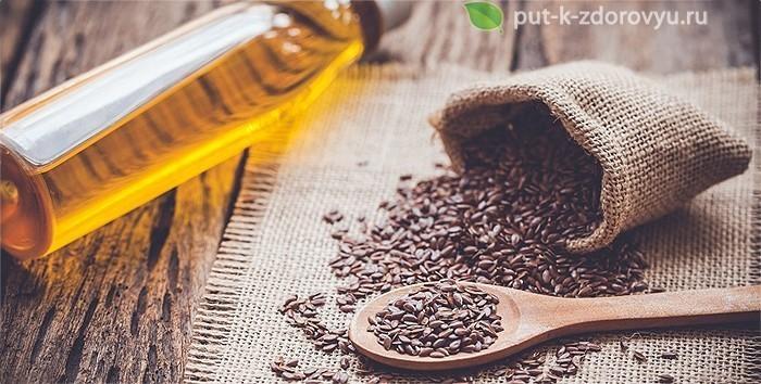 Льняное семя. Простые и полезные рецепты для омоложения и красоты