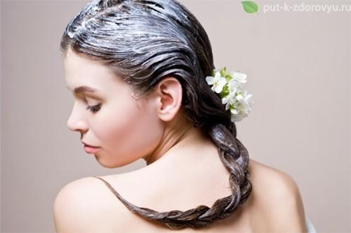 Льняное масло для волос. Как приспособить маску?