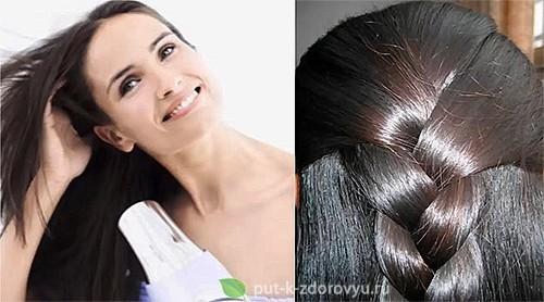 Льняное масло для волос. Способы применения.