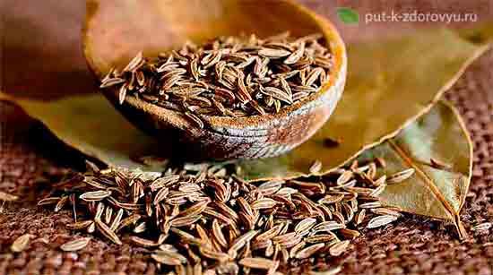 Что лечат семена тмина?