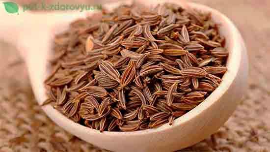 Народные рецепты применения семян тмина.