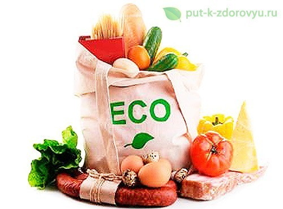 Органические продукты содержат больше питательных веществ.