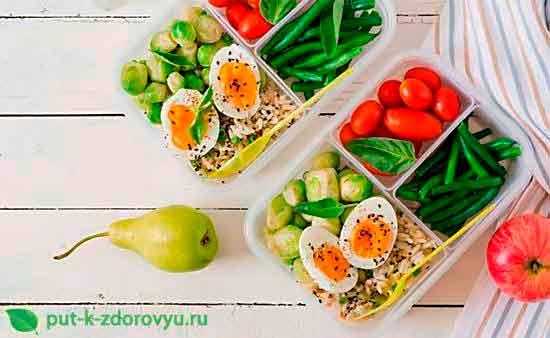 Внимательное и правильное питание для похудения.
