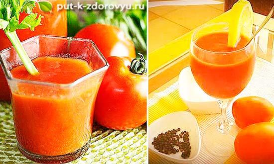 6 причин, чтобы выпить томатный сок.