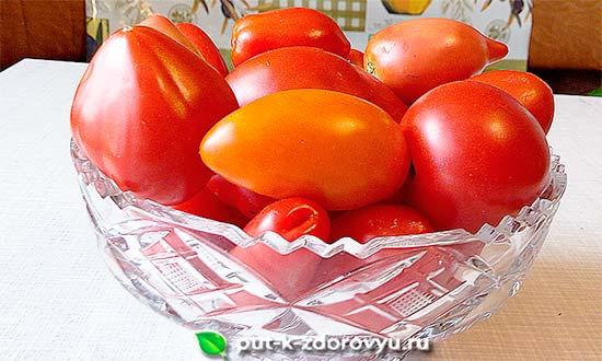 Помидоры. Вред и польза томата-2
