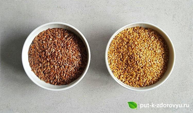 Основные полезные свойства льняного семени