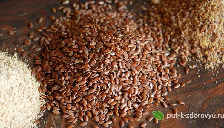 Семена льна. Лечебные рецепты