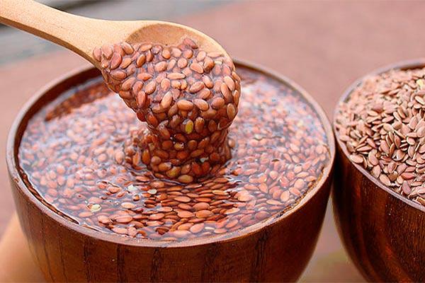Аватар-Семена льна. Лечебные рецепты с фото.