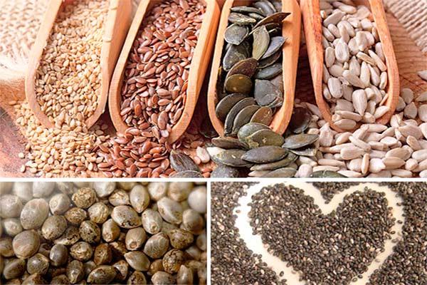 Аватар-ТОП-6 семян. Эти полезные семена стоит добавить в рацион.