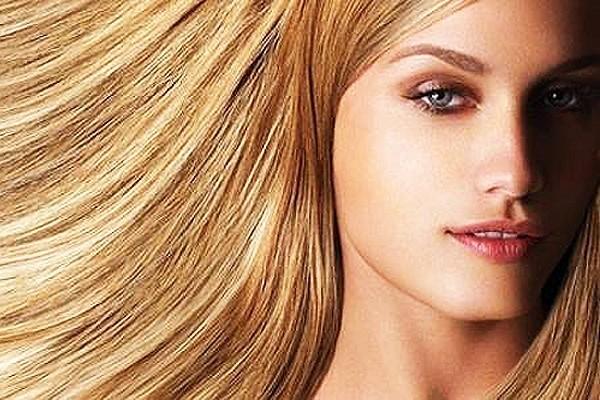 Маска для волос с льняным маслом