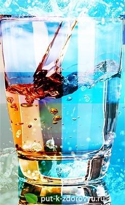 Что такое детокс-вода?