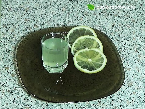 Мифы о лимонной воде