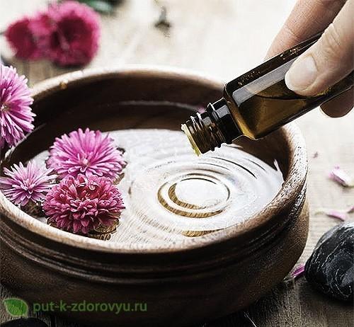 Применение льняного масла для кожи.