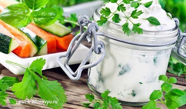 Рецепт творожно-льняного крема доктора Будвиг