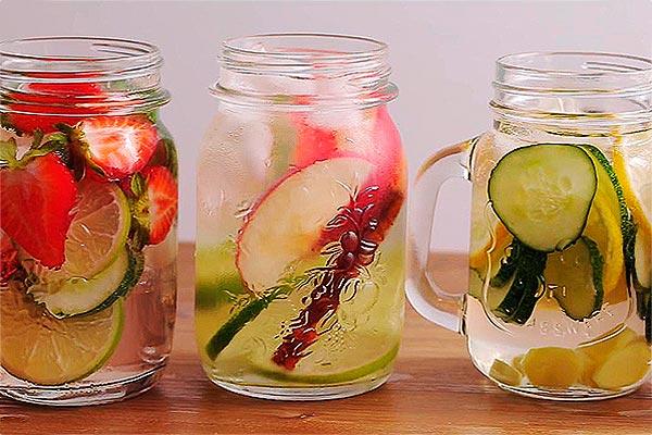 Аватар-Вода для похудения. Полезные рецепты детокс-воды с фото.