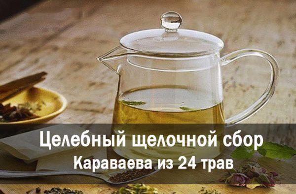 Аватар-Сбор Караваева. 24 травы для крови. Бальзам «Витаон».