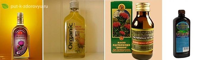 Как выбрать лучшее масло расторопши?