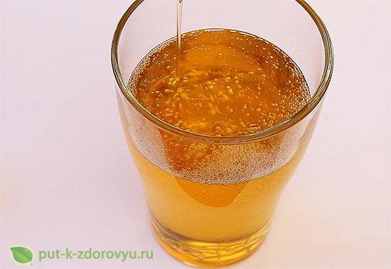 Масло расторопши детоксифицирует организм.