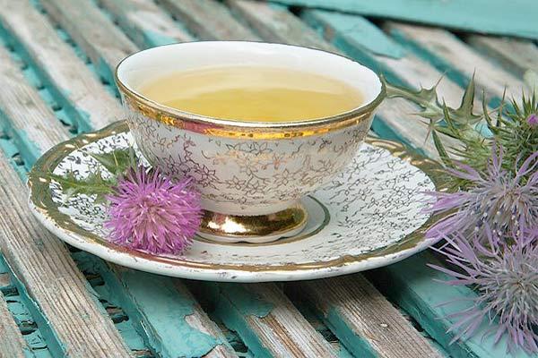 Аватар-Целебный чай с расторопшей. Польза и рецепты.