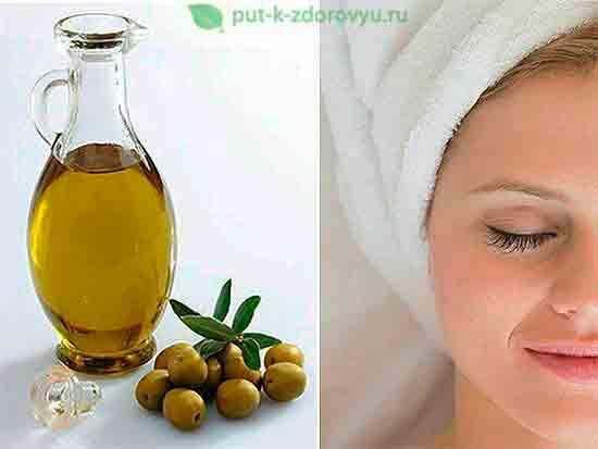 Фен на ночь с оливковым маслом от сухих волос.