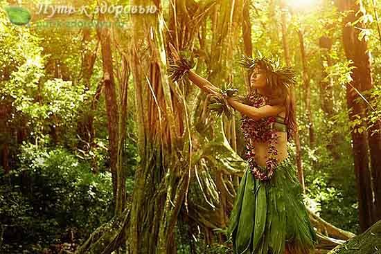 Путь к здоровью и счастью - это гармония между телом, духом и разумом.