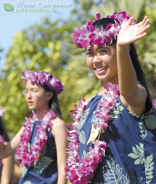 Версии Гавайской истории.
