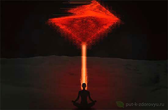 Ночная медитация.
